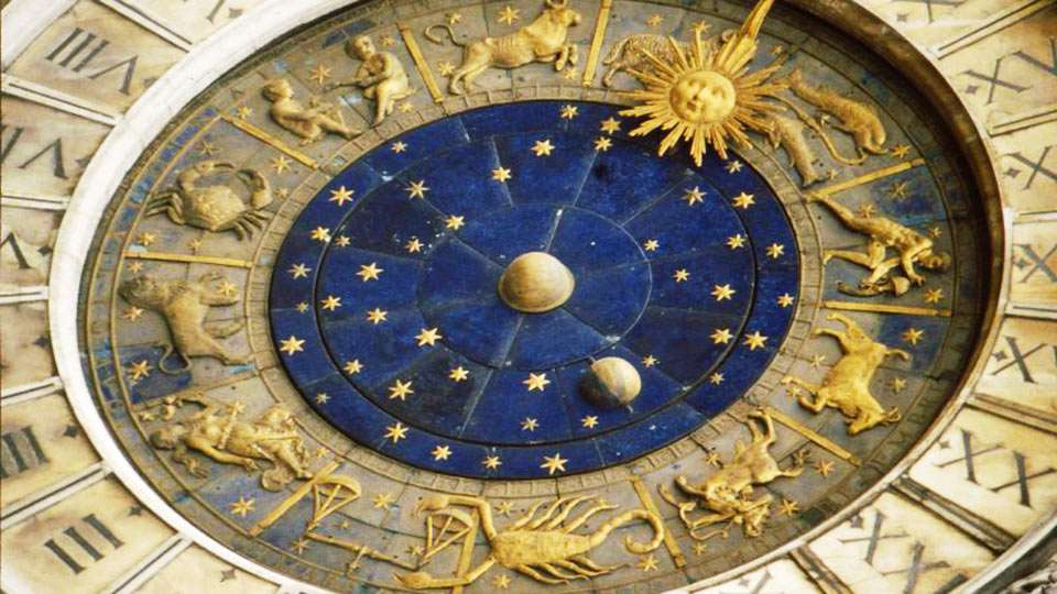 St. Marks Clock, Venice - Does Astrology Work?