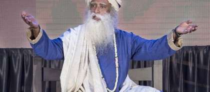 Sadhguru addresses NSICON 2014