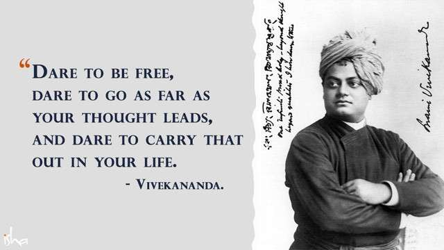 swami vivekananda on youth Swami vivekananda (bengali: was one of those influenced by his vedic teachings while national youth day in india is observed on his birthday, 12 january.