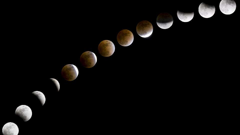 lunar eclipse today
