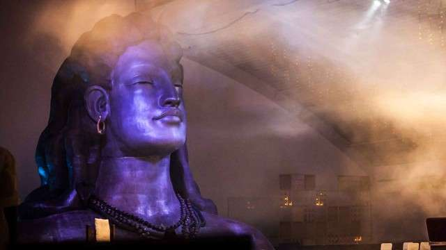 Adiyogi: The Abode of Yoga Consecration Live Blog
