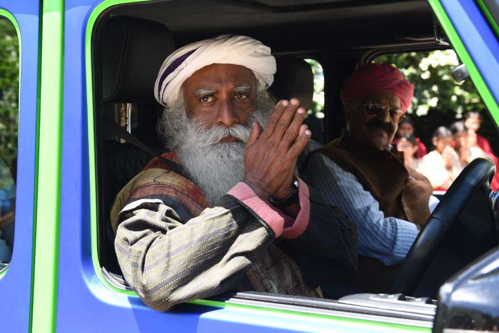 On The Way To Coimbatore Rally For Rivers Day 01 Pic 1