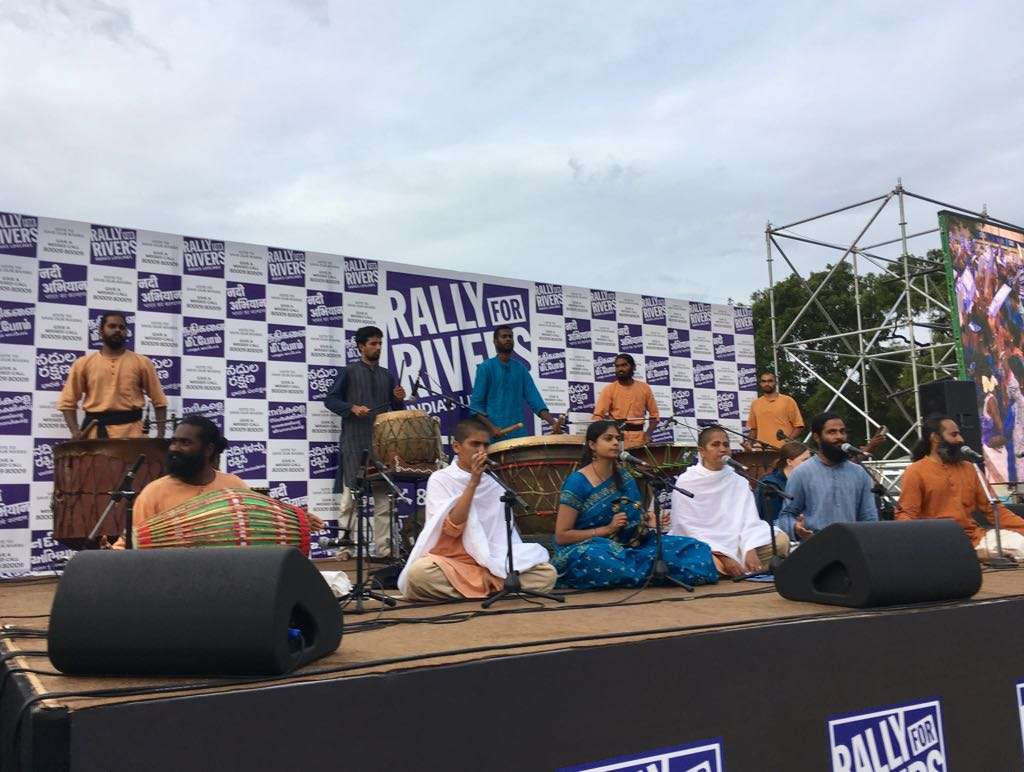 Rally For Rivers – Flag Off 3