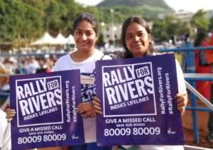 Event Rally for Rivers at Vijayawada (2)