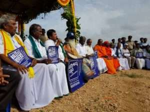 Farmers meet event at Mysuru for Rally for Rivers (5)