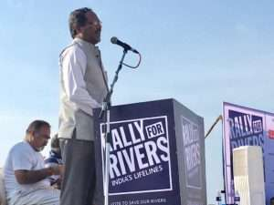 Rally for Rivers event at Pondicherry (28)