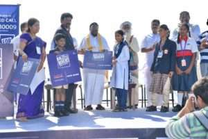 Rally for Rivers event at Pondicherry (36)