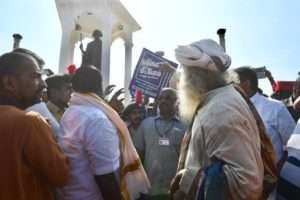Rally for Rivers event at Pondicherry (39)