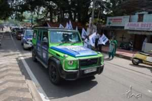 Tiruvananthapuram for Rally for Rivers2