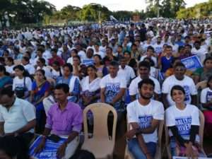 Event Rally for Rivers at Chennai