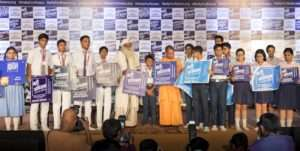 Rally for Rivers at Lucknow