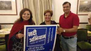 Jaipur Ashok Club in support of rally for Rivers