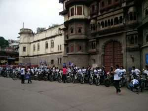 Royal Enfield RfR Indore