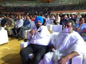 Rally for Rivers event at Delhi (1)