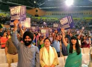 Rally for Rivers event at Delhi (14)