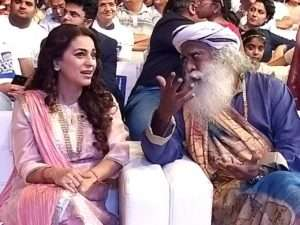 Rally for Rivers event at Delhi (38)