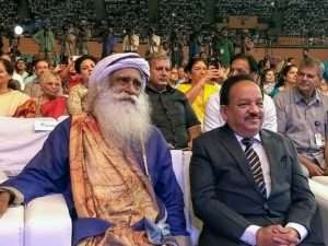 Rally for Rivers event at Delhi (41)