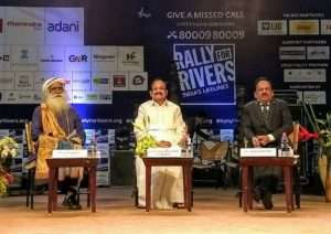 Rally for Rivers event at Delhi (5)