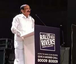 Rally for Rivers event at Delhi (8)
