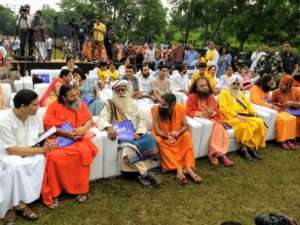 Rally for rivers at Haridwar (12)