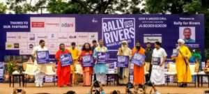 Rally for rivers at Haridwar (15)