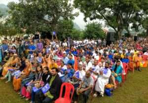 Rally for rivers at Haridwar (18)