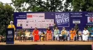 Rally for rivers at Haridwar (22)