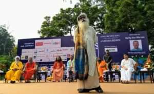 Rally for rivers at Haridwar (34)