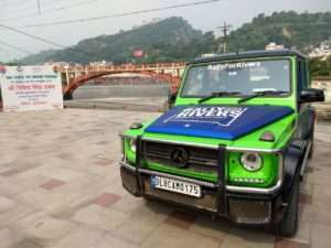 Rally for rivers at Haridwar (35)