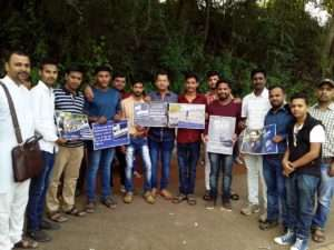 volunteers of Pune campaign for Rallly for Rivers (10)