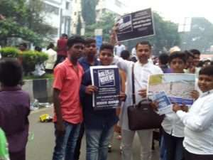 volunteers of Pune campaign for Rallly for Rivers (12)