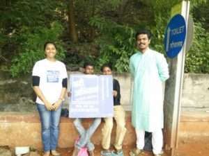 volunteers of Pune campaign for Rallly for Rivers (3)
