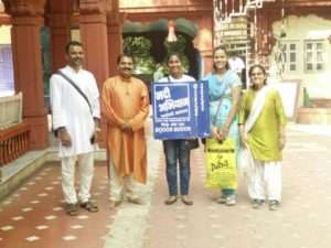 volunteers of Pune campaign for Rallly for Rivers (5)