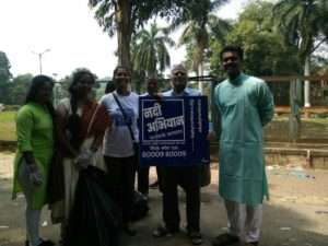 volunteers of Pune campaign for Rallly for Rivers (6)