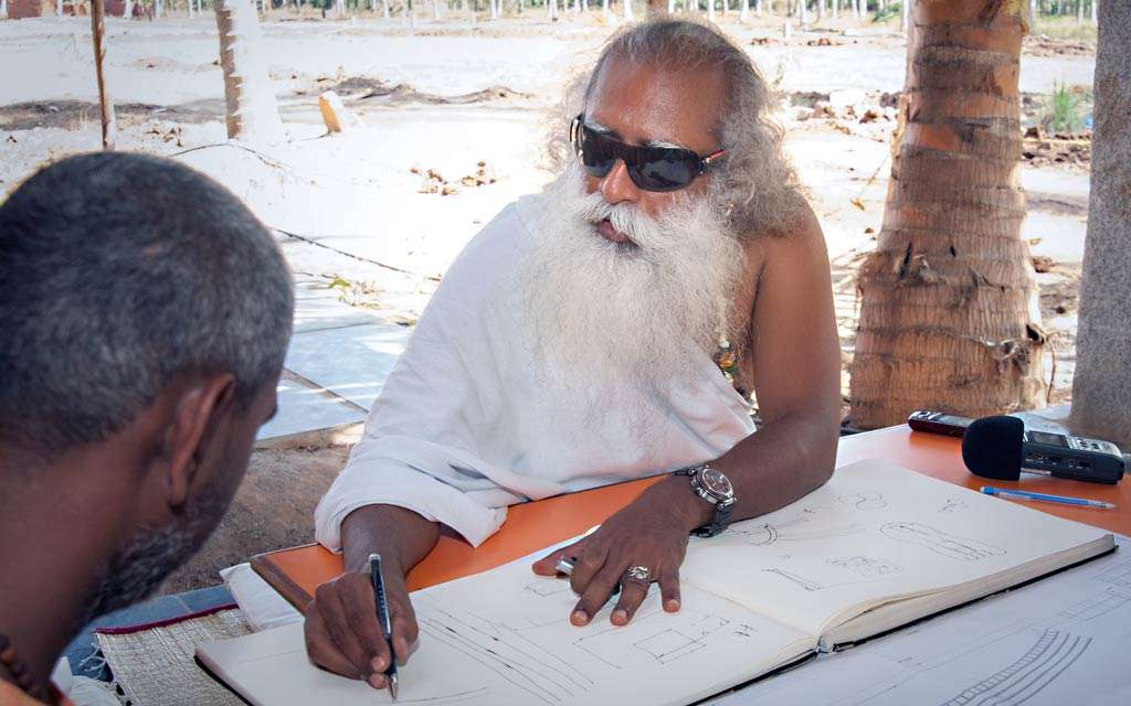 Sadhguru-Man-Architect
