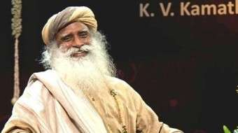 Sadhguru at In Conversation with the Mystic