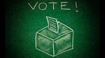 Ballot box - Vote - Democracy is not a spectator sport