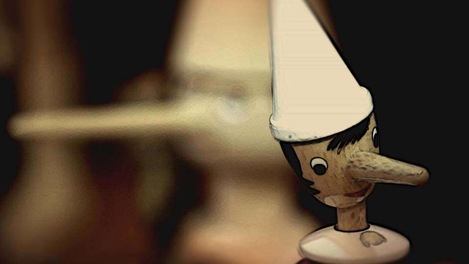 Pinocchio - The Truth About Lying
