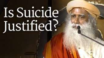 """Is Suicide Ok When You Have a """"Bad Deal""""?"""
