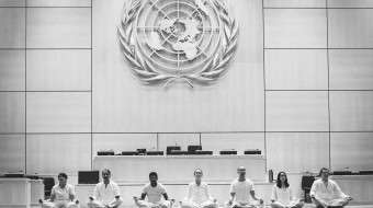 Peace for the Petrified: Yoga at the United Nations, Geneva