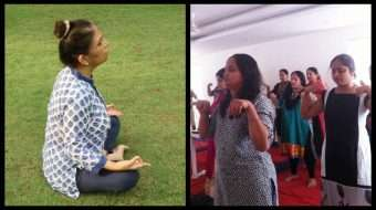 My Journey with Yoga