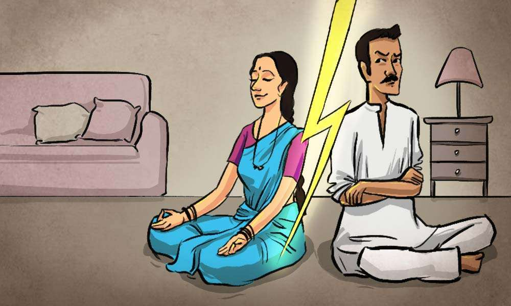 Spouse and Sadhana – Is There a Conflict?