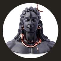 Offering-Adiyogi Miniature Statues
