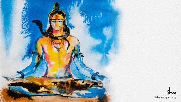 Shiva Wallpapers - Shiva Meditation HD