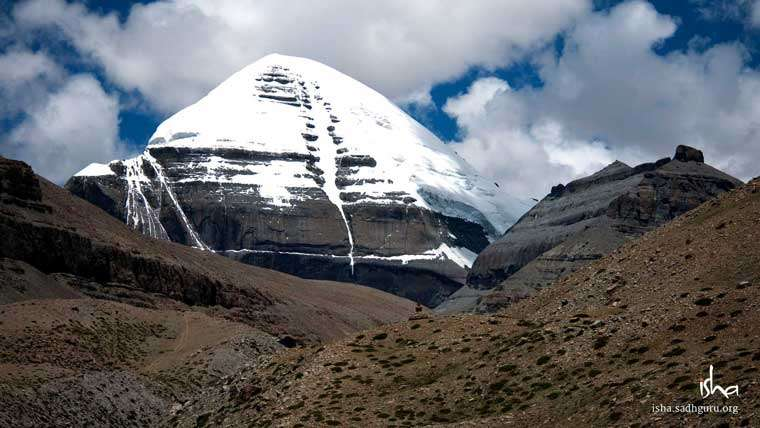 Shiva Wallpapers - Kailash mountain HD