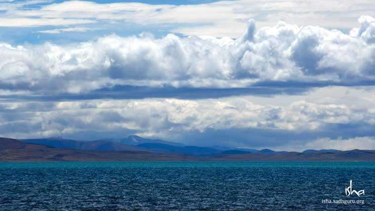Shiva Wallpapers - Mansarovar Lake