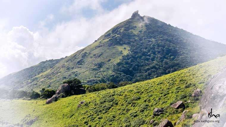 Shiva Wallpapers - Vellingiri Hills