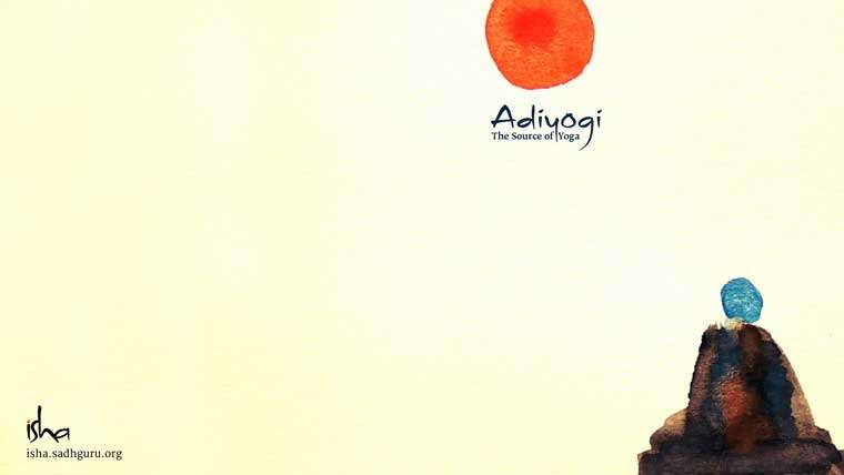 Shiva Wallpapers - Adiyogi the source of yoga