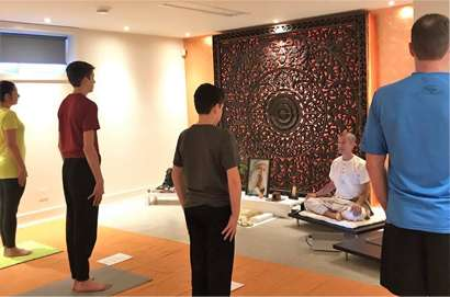 Isha Certified Hatha Yoga Teachers