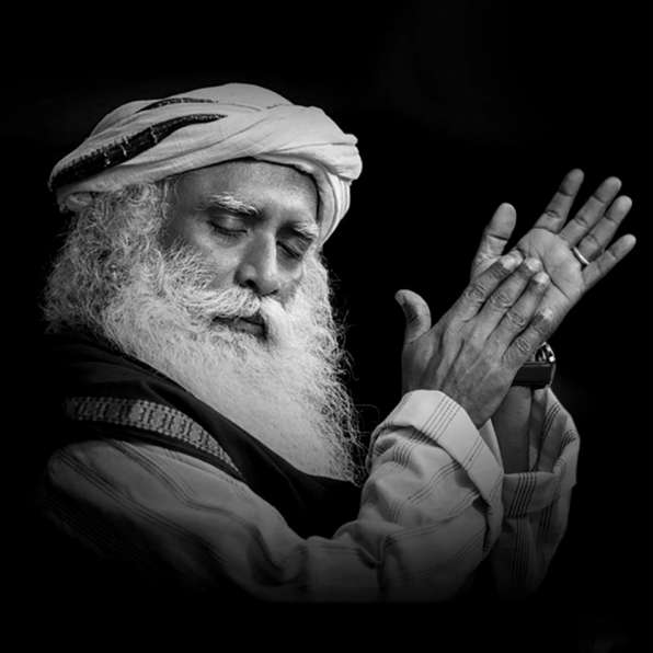 Sadhguru Satsang, Full Moon Flirtations
